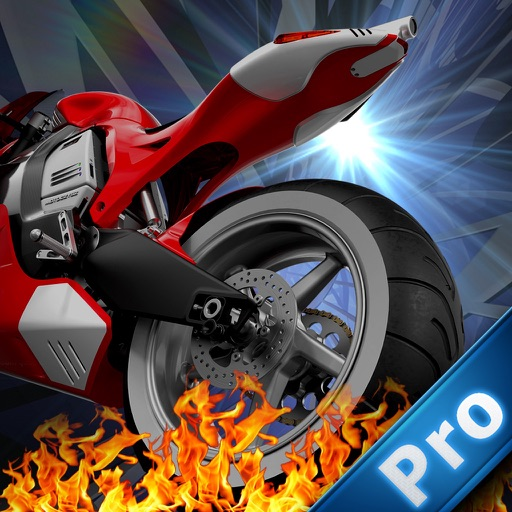 Real Power Traffic Motorbike PRO