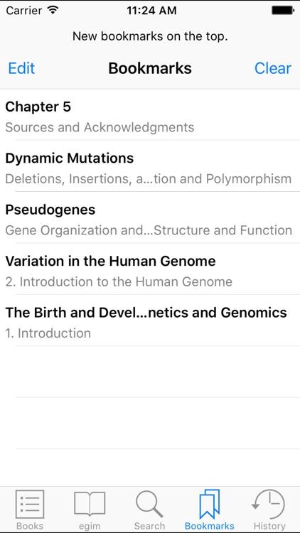 Thompson & Thompson Genetics in Medicine, 8th Edition screenshot-4