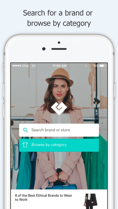 Download Good On You – Ethical Fashion App for Pc