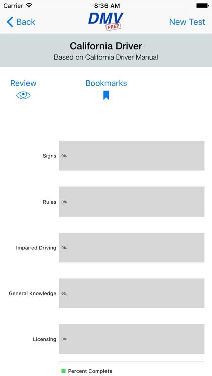 California DMV Test Prep screenshot-3