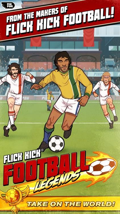 Flick Kick Football Legends screenshot-0