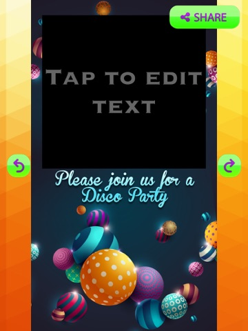 Screenshot 5 For Invitation Card Designer Beautiful ECards Collection Birthday Party And