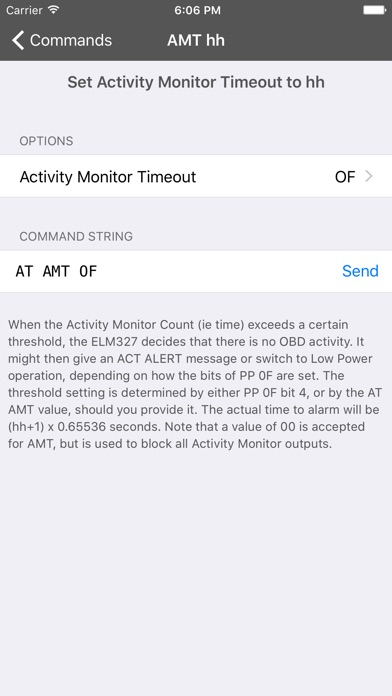 download OBD Terminal for ELM 327 Wifi adapters apps 3
