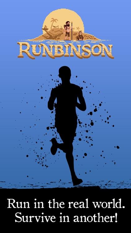 Runbinson – Run and Play Survival RPG Game