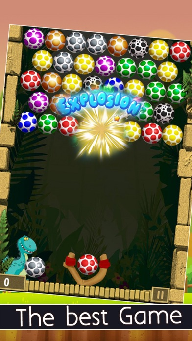 New Bubble Eggs Shooter 2016 Edition screenshot three