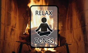 Fireplace TV by Relax Zones