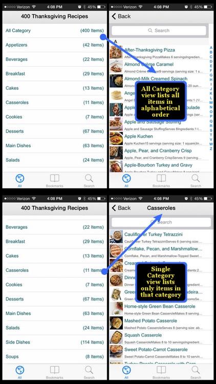 400 Thanksgiving Recipes