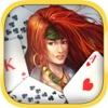 Pirate Solitaire. Sea Wolves