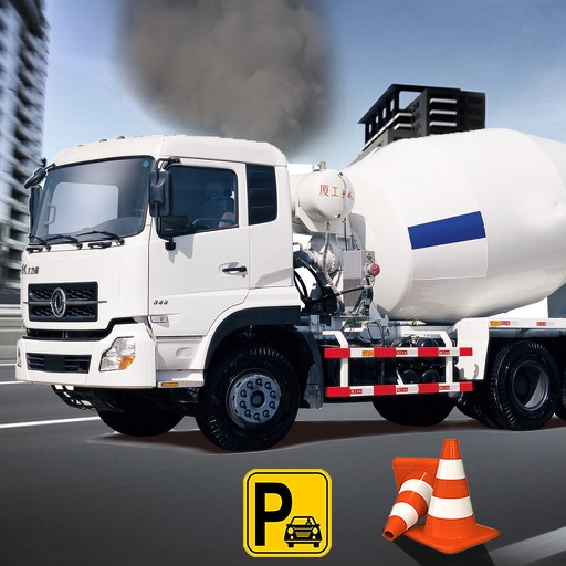 Truck Parking Simulation 3D