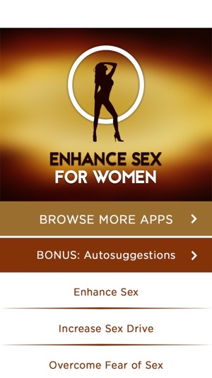 Sex drive apps