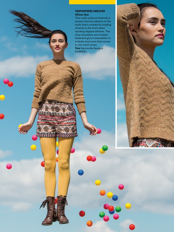Knitscene Magazine screenshot-3