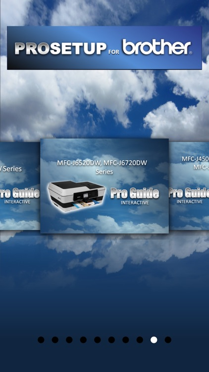 Prosetup for Brother HL, DCP and MFC Printers screenshot-4