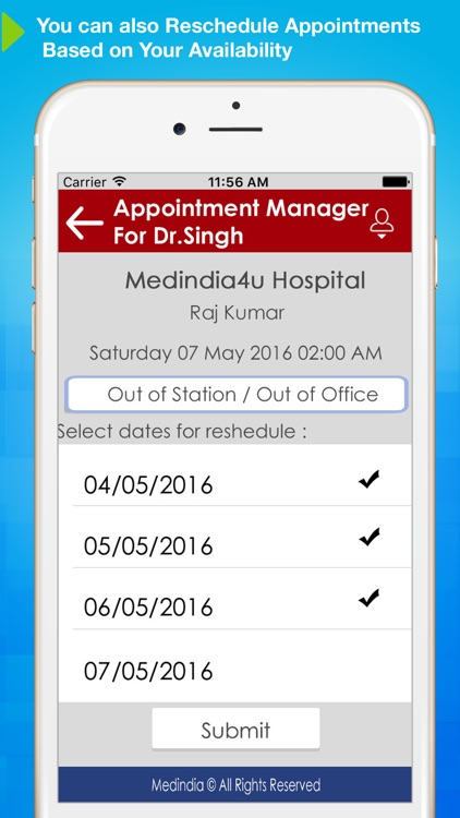 Appointment Manager for Doctors screenshot-3