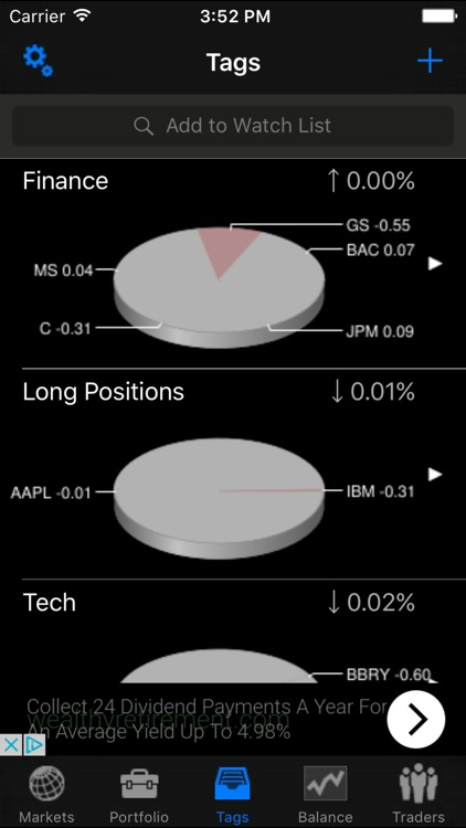 Stock Wars - Virtual Investing screenshot-4