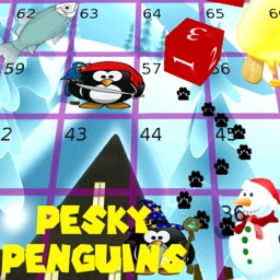 Pesky Penguins Board Game