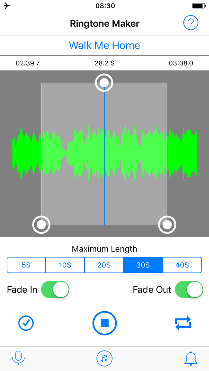 Ringtones Music Ringtone Maker Screenshot