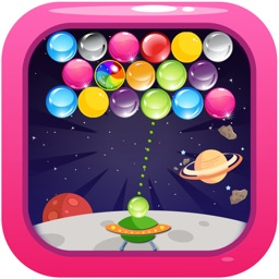 Bubble Cloud Planet Mania - Popping Shooter Puzzle Free Game
