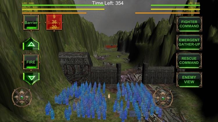 Rings of Battle  - Real-Time Fantasy Battle screenshot-4