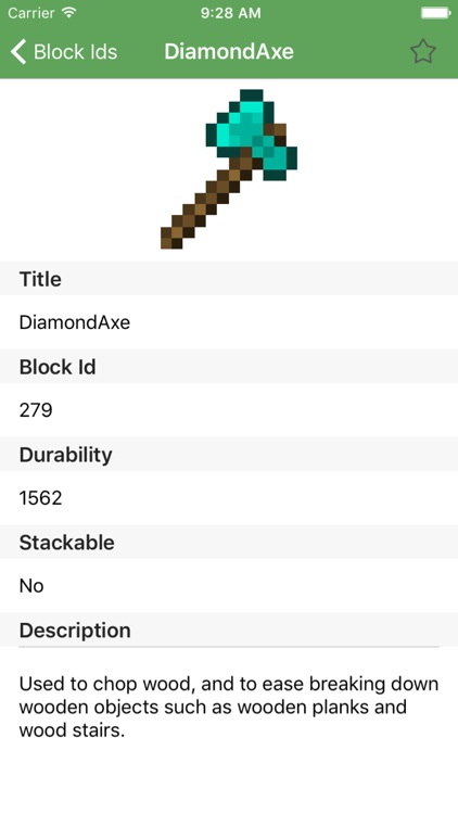 Tools for Minecraft PE - Block IDs & Maps for Pocket Edition