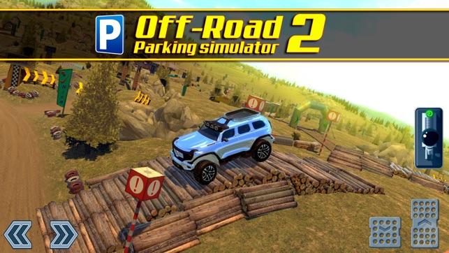 Offroad 4x4 Truck Trials Parking Simulator 2 A Real Stunt Car
