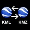 Kml to Kmz-Kmz to Kml-Kml and Kmz Viewer-Kml and Kmz Converter(All in one) is an application provides you to load the kml or kmz files, convert and create kml or kmz files over the map