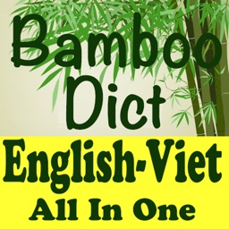 Bamboo Dict English-Vietnamese All In One