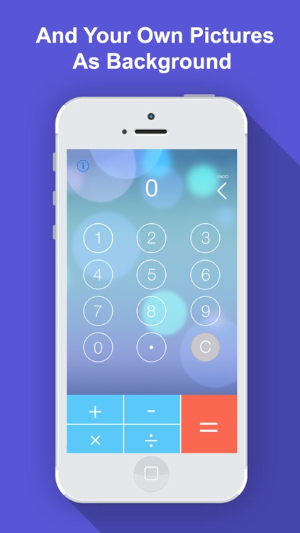 Elegant Calculator PRO screenshot-2