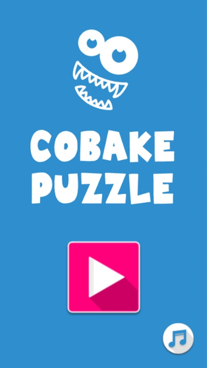 COBAKE PUZZLE - Shape matching game for infants
