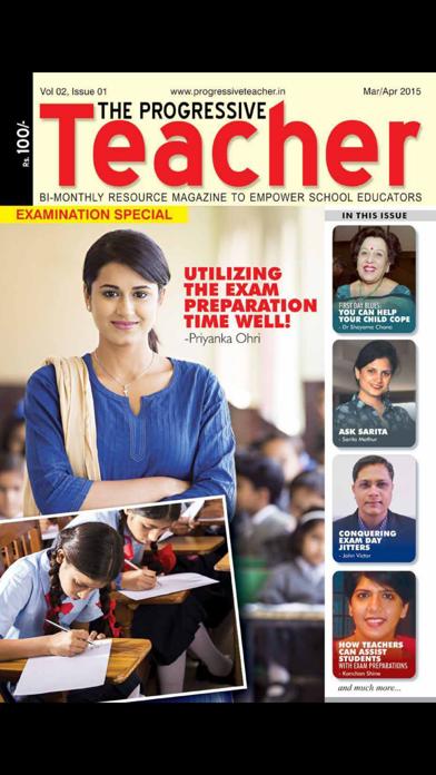 The Progressive Teacher