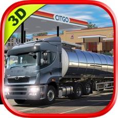 Activities of Oil Truck Transporter Simulator 3D