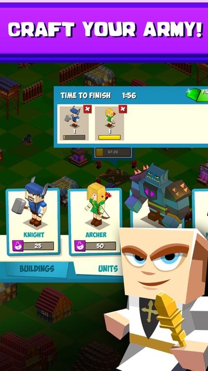 Mine Wars - Multiplayer Game Plus Skins Export for minecraft: (pocket edition) screenshot-3