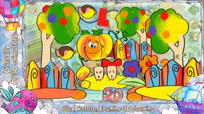 Colorfy Live 3D : Coloring Book for Kids | App Price Drops
