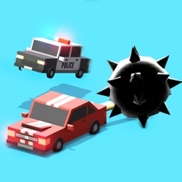 Smashy Dash - Crossy Crashy Cars and Cops - Wanted