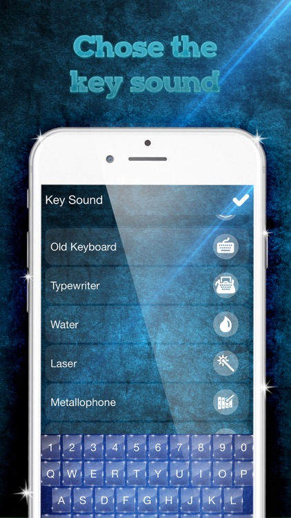 Glass Keyboard Design – Beautiful Keyboard Themes with Glassy Backgrounds and Fancy Fonts screenshot-4