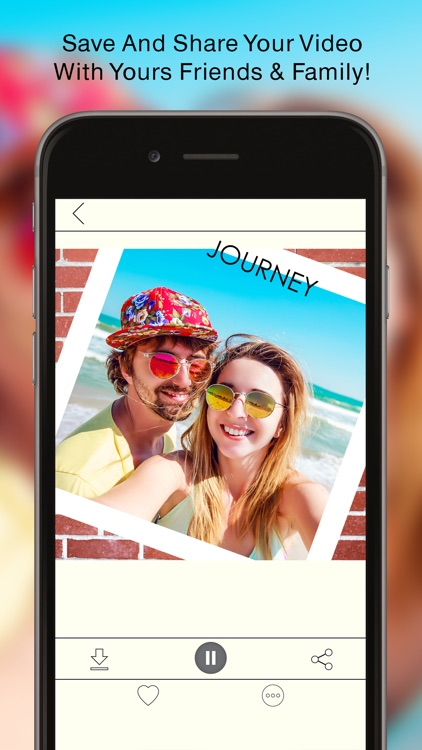 Video Maker - Create your own video story screenshot-3
