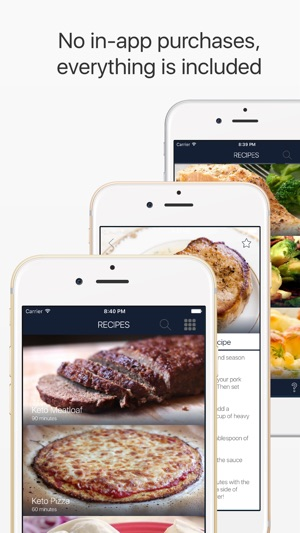 Keto diet recipes low carb weight loss recipe book for ketogenic keto diet recipes low carb weight loss recipe book for ketogenic diet on the app store forumfinder Image collections