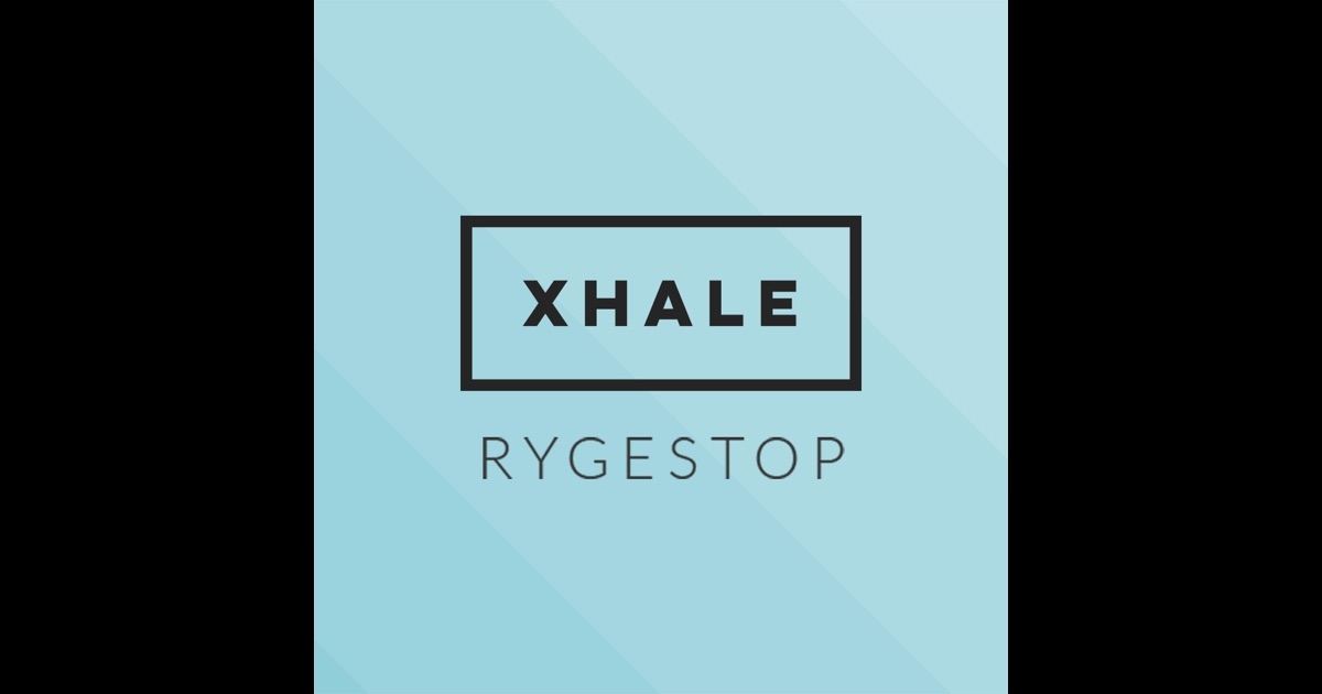 XHALE on the App Store