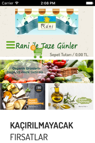 Raniciftligi.com screenshot 1