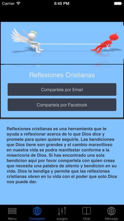 Reflexiones Cristianas y de Dios screenshot-4