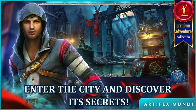 Grim Legends 3: The Dark City screenshot-0