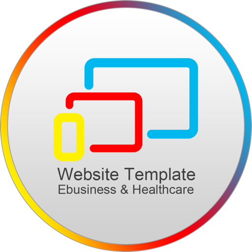 Website Template (E-business & Healthcare) With Html Files Pack1