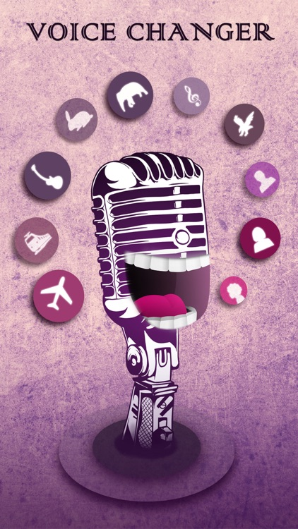 Rap Voice Change.r - Audio Record.er & Phone Calls Play.er with Robot Machine Soundboard