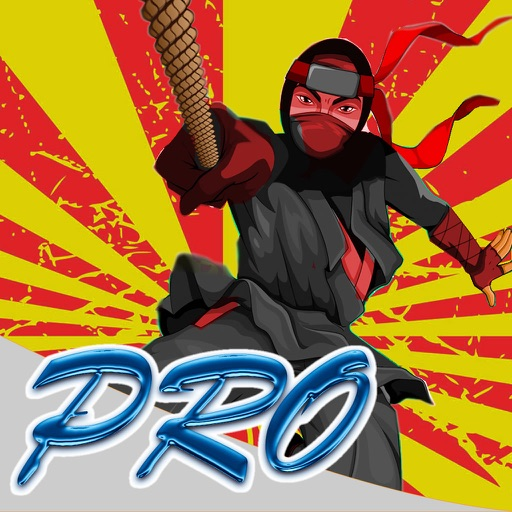 Ninja Kid Rope Fly PRO - Clash Down of Amazon Dragons War Blitz