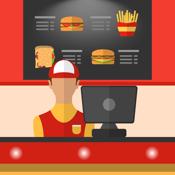 Burger Cashier - Fast food clerk game