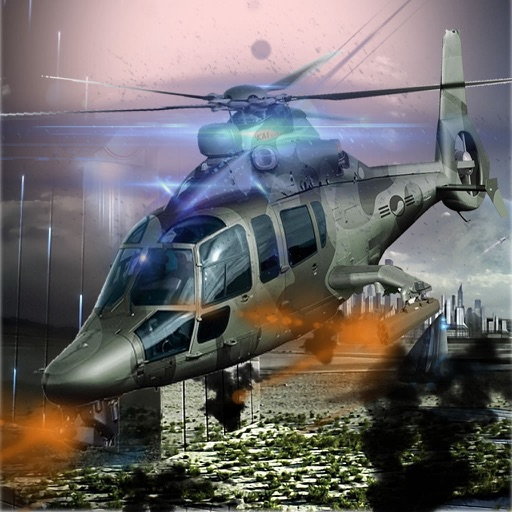 A Flight Battle Champions - A Helicopter Chaos Simulator