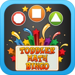 Toddler Math Bingo