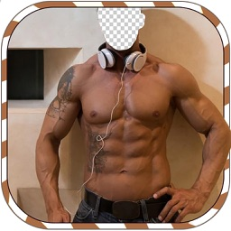 Gym Body Build Photo Maker Pro : Photo Montage