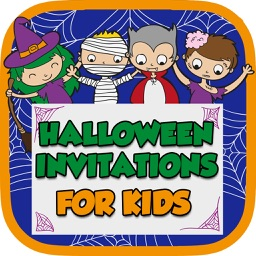 Halloween Invitations For kids