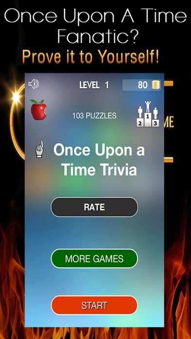 Ultimate Trivia App – Once Upon A Time Family Quiz Edition screenshot one