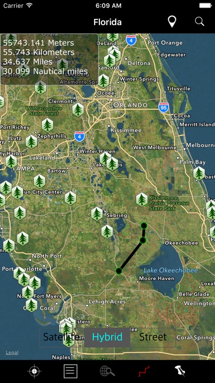 Florida State Parks & Recreation Areas screenshot-3